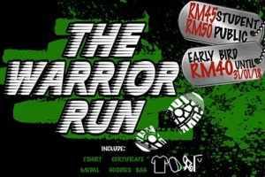 The Warrior Run 2018 - Race Connections