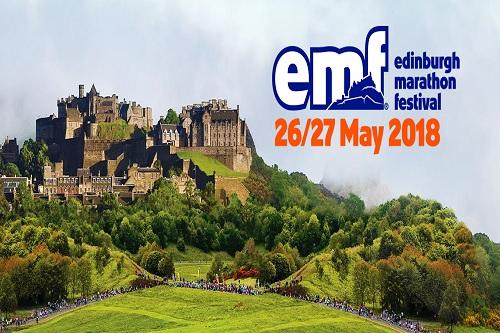 The Edinburgh Marathon Festival 2018 - Race Connections