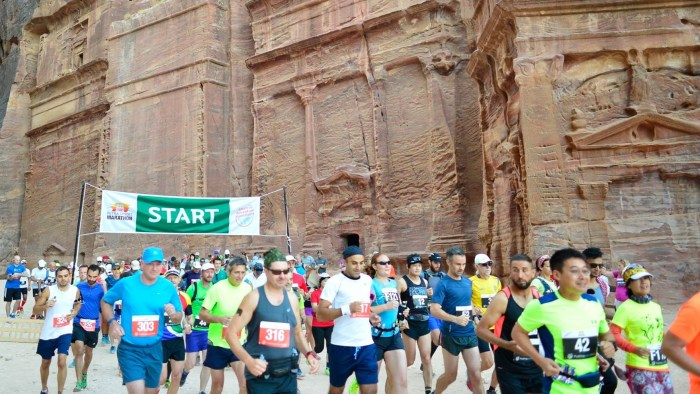 Petra Desert Marathon Event - Race Connections