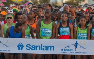 Sanlam Cape Town Marathon 2018 - Race Connections