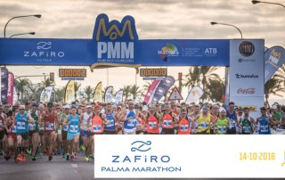 Zafiro Palma Marathon in Spain 2018 - Race Connections