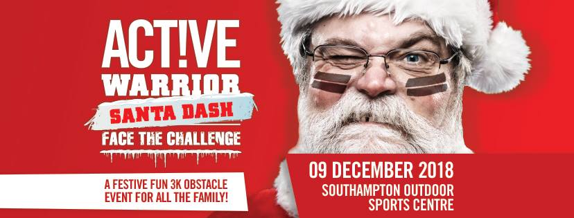Active Warrior Santa Dash Obstacle Run - Race Connections