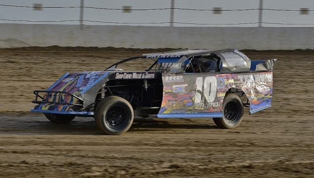 Tracy Denby Jr  wins Southern Texas Late Model Series race