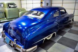 blue-hotrod
