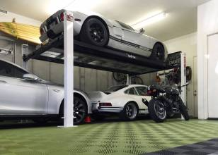 ford-gt-porsche-bmw-ducati-garage