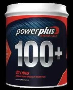 Powerplus 100+ Unleaded Racing Fuel