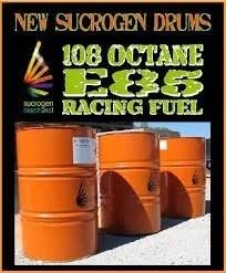 Wilmar E85 Racing Ethanol