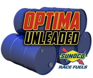 Sunoco Optima Fuel Logo