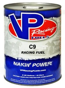 VP C9 Unleaded Racing Fuel