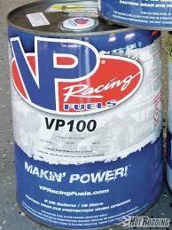 VP100E Unleaded Racing Fuel