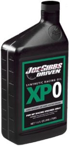 Joe Gibbs XP0 Engine Oil