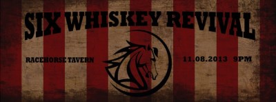 Six whiskey revival promo