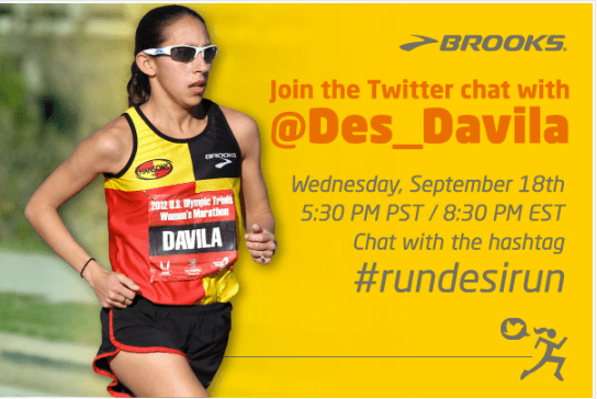Twitter Chat with Desi Davila