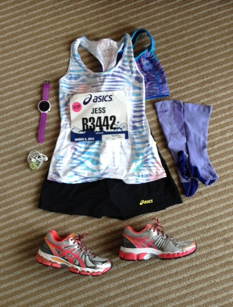 LA Marathon Recap: I Left My Ego In New York City or Check Yourself Before You Wreck Yourself