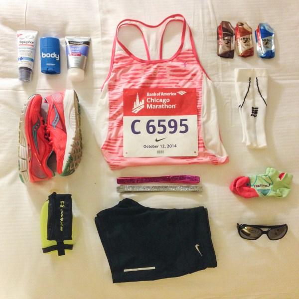 Chicago Marathon Recap: It's Not Always About Me