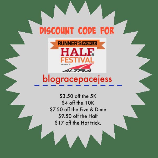 RW Half Discount