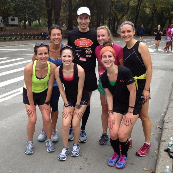 Join the Club: 5 Tips For Joining Your First Group Run
