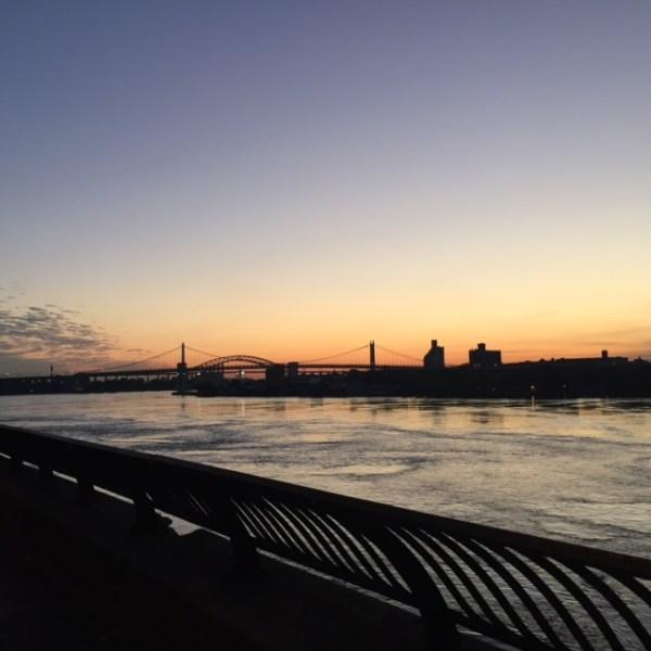 East River Sunrise