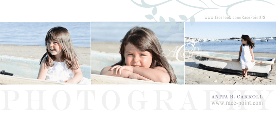 Cape Cod Beach Portrait Photography by Anita B. Carroll, anita@race-point.com