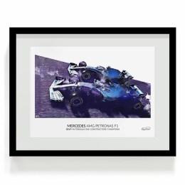 F1 Art - 2019 Constructions champions