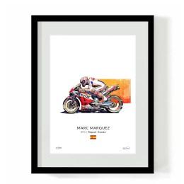 Marc Marquez 2020 MotoGP Art 1