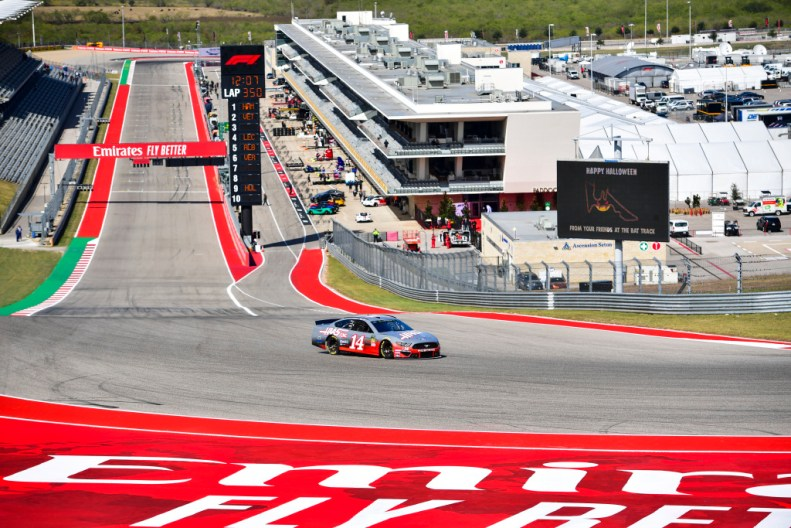 COTA, Road America, Bristol dirt among 2021 Cup Series additions | RACER