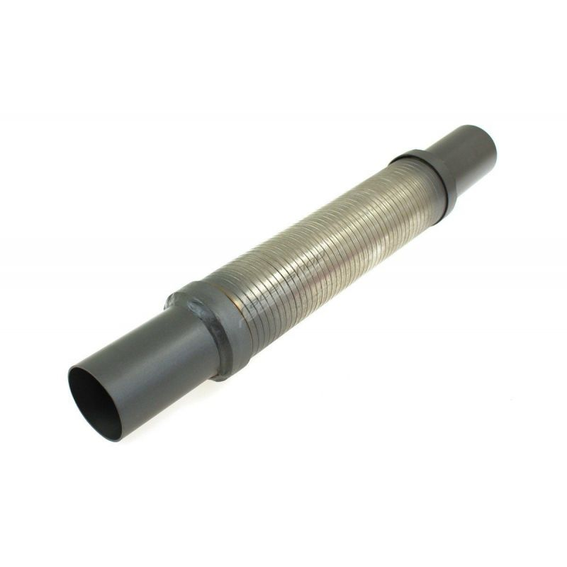 exhaust flex pipe 2 75 70mm stainless