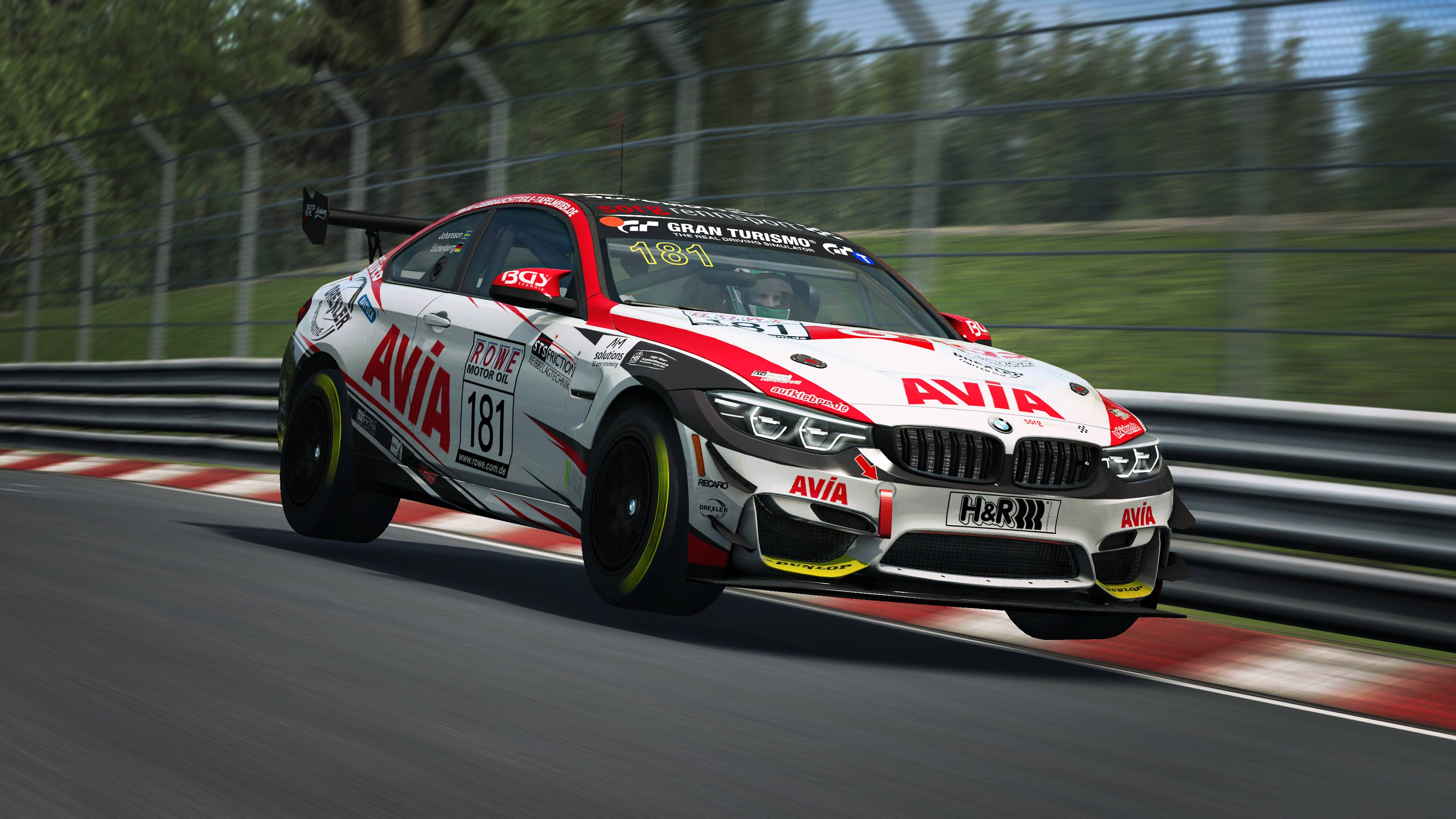 bmw m4 gt4 coming to raceroom in