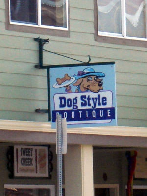 """Dog Style."" Are people really this naive?"