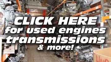 Auto Truck Parts Used Engines and Transmissions