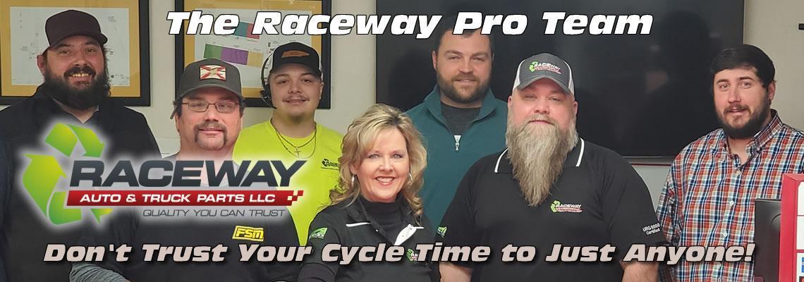 The Raceway Pro Team
