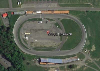 Rusty Wallace Racing Experience at Oswego Speedway, NASCAR Racing Experience, Driving School