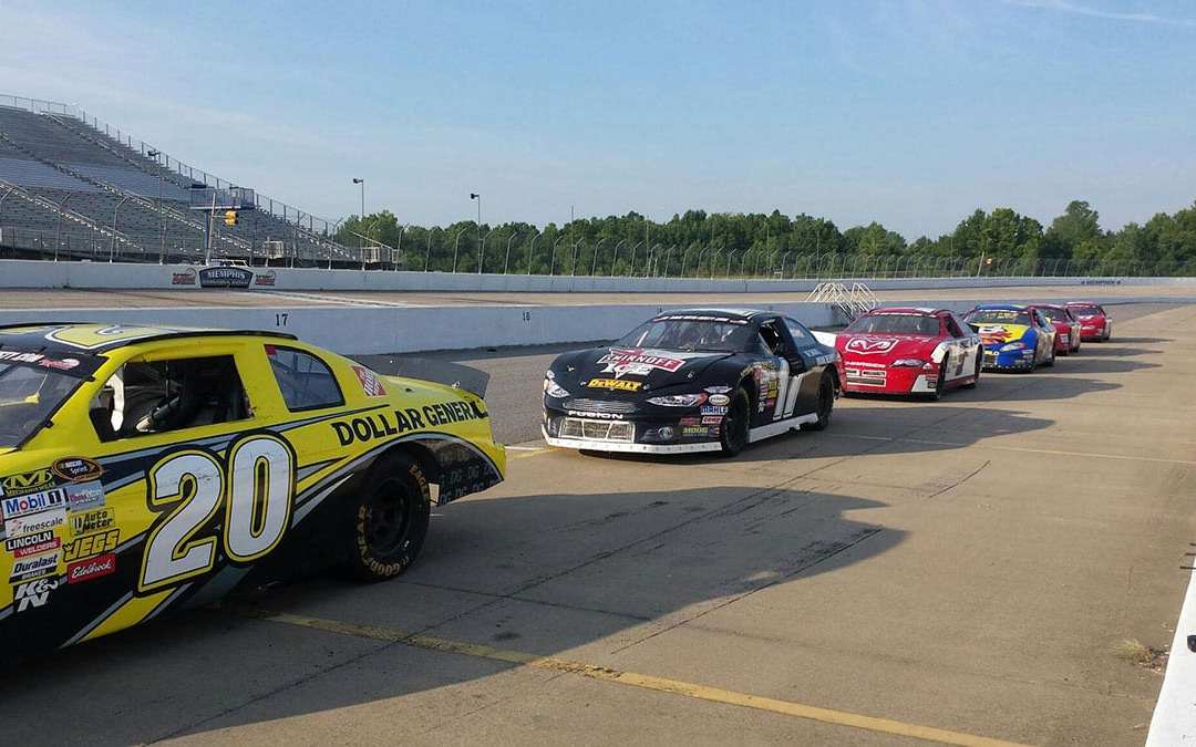 70% OFF Race Car Driving Experiences at Memphis International Raceway September 10th & September 11th!