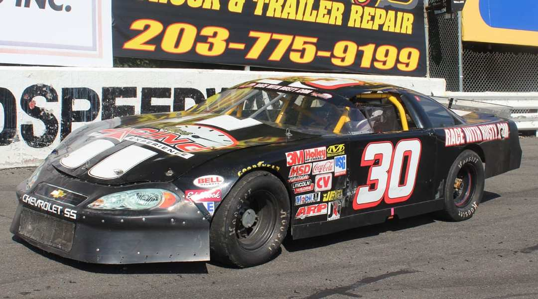 70% OFF Race Car Driving Experiences at Oswego Speedway September 10th and 11th!