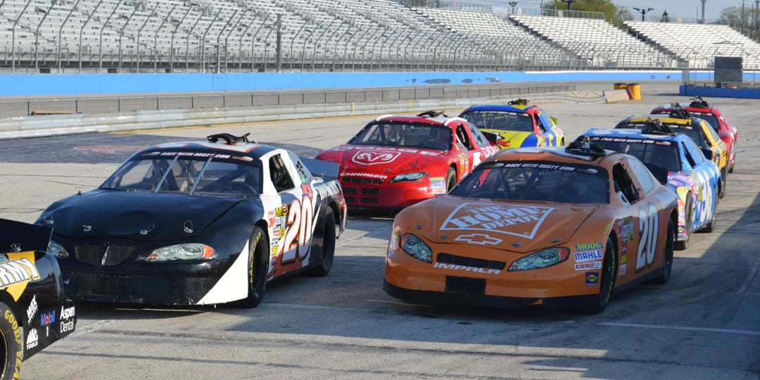 70% OFF Race Car Driving Experiences at Dover International Speedway October 15th