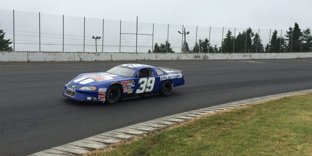 drive a race car 10 laps at white mountain motorsports park on august 27th for only