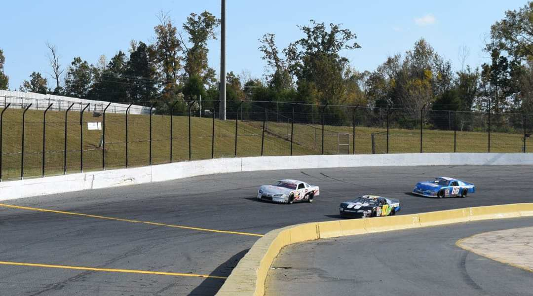 Drive a Race Car 10 Laps at Caraway Speedway on April 8th for only $79!