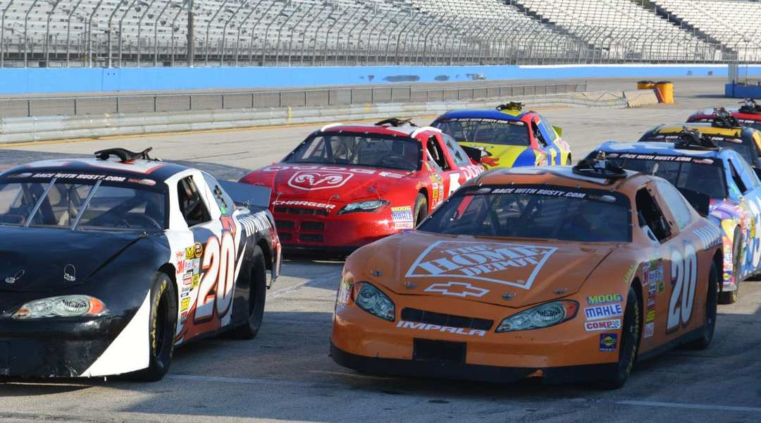 Save 60% OFF Driving Experiences at Richmond International Raceway on May 19th, 20th & 21st!
