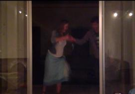 Celebratory salsa on our 188th wedding day