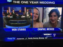#76: WGN Wedding
