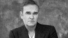 Morrissey's new album, World Peace Is None Of Your Business, comes out July 15.