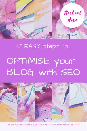 This post is aimed at both new and more established bloggers who have heard the term SEO thrown around but don't know what it is, and or/how to implement it! Let's GO!