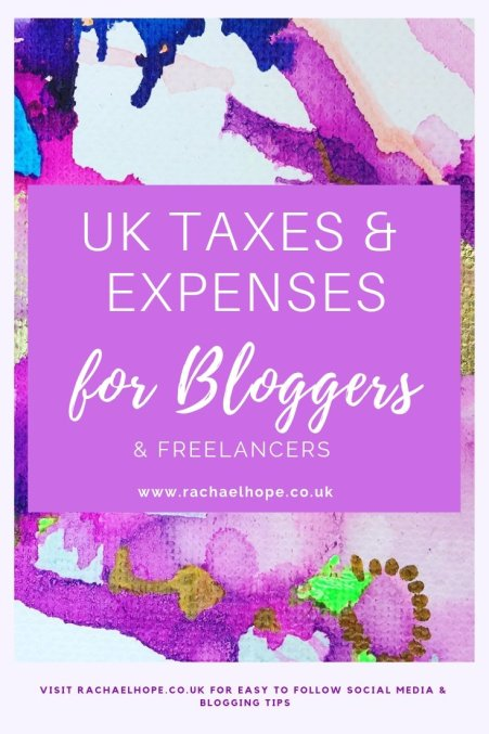 Today we're going on an intrepid and exciting adventure to discover the super exciting world of UK TAXES for the self-employed. YAAY! OK, I'm not fooling anybody am I? This junk is boring. But unless you fancy a long stay in the clink, or can afford an accountant, it is oh so necessary! This post is aimed at Bloggers/Freelancers who generate income as a self-employed person. #BloggingTips #Finance #UKtaxes