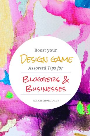 In this post I will be discussing a few design tips for bloggers, and or business owners aspiring to design their own graphics. Woo! I will delve beyond the Canva template designs you may already know and love and disclose design tips that have helped me greatly with real life briefs and my personal work. I will be covering my favorite elements of Canva and my newly discovered love for Easil. *Swoons* #BloggingTips #DesignTips #BrandingTips #BusinessTips #Bloggingforbeginners