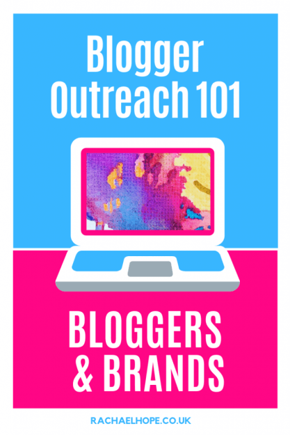 Blogger outreach (or Blogger relations) is when a brand or business hires a blogger to write about their products and/or services.  This collaboration results in a paid project for the Blogger (YAY) and genuine, authentic content for the Brand.