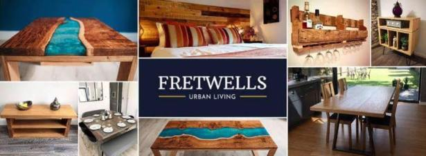 Tracy is the owner and creator of Fretwells Urban Living, the owner of Florals By Fretwells, a proud parent, wife, friend, boss, and puppy momma.