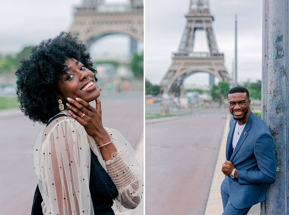 Photoshoot in Paris, France