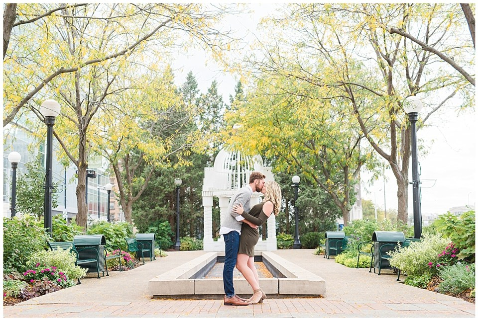 Fall, Dayton Engagement Session