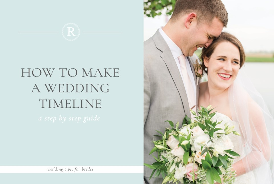 Tips for How to Make a  Stress Free and Simple Wedding Timeline, Bride Tips, Wedding Education, Photographer, Wedding Planning, Rachael Leigh Photography