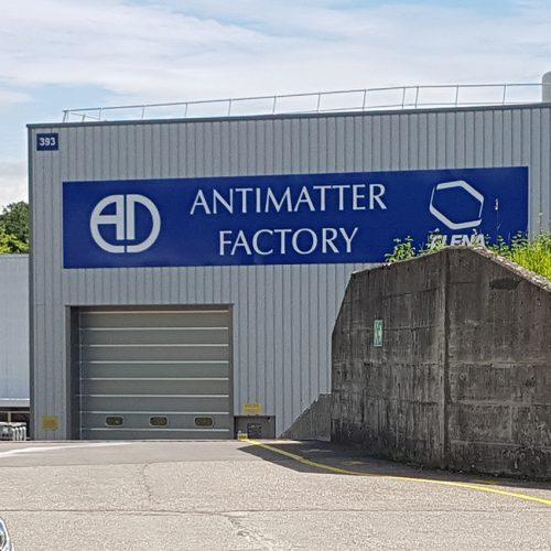 antimatterCERN